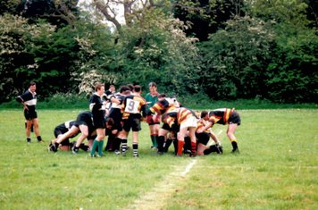 Black Horse RFC 2000 Les Royals Tour