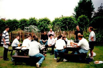 Black Horse RFC 1994 AGM
