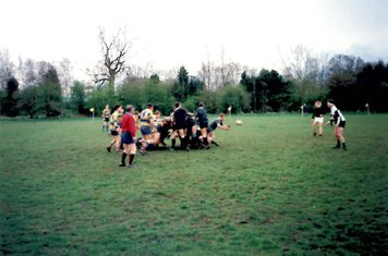 Black Horse RFC 1993-94 vs. Old Ign 2