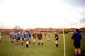 Black Horse RFC 1993-94 vs. Herts Regional College 2
