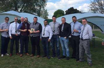 Black Horse RFC 2016-17 Merit Table 4 Winners