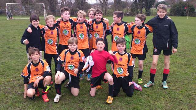 Hearts FC Tigers U17's