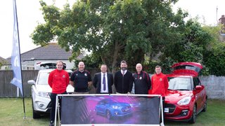 Canterbury Suzuki Supports Whitstable Town Football Club