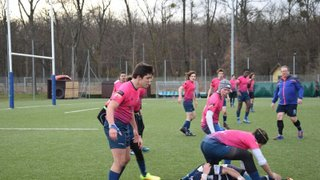 Fantastic Game Against a great Donau Rugby Club