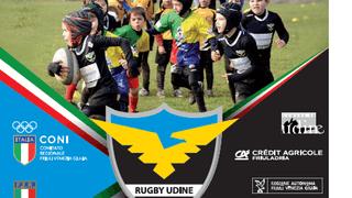Stade Rugby U12 go to Udine
