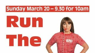 Run The Rec for Sport Relief 2016