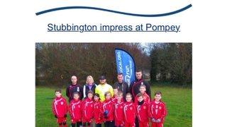 Stubbington Impress at Portsmouth