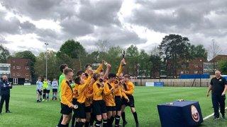 U14's Blues EBFA Cup Winners 2018/19