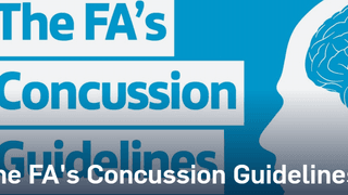 The FA - Concussion for Players