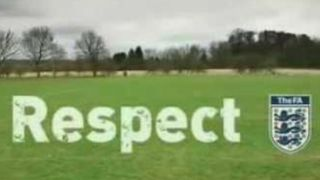 RESPECT THE REFEREE CAMPAIGN