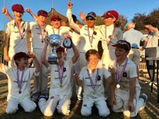 Under 11's and Under 14's are Champions of Middlesex
