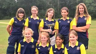 Girls U13 seek national glory