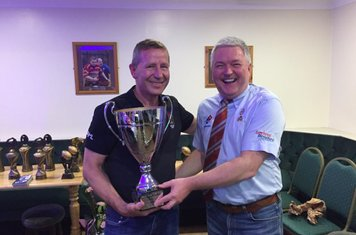 Veteran Player of the Year - Presented by Duncan Trench Club Treasuer