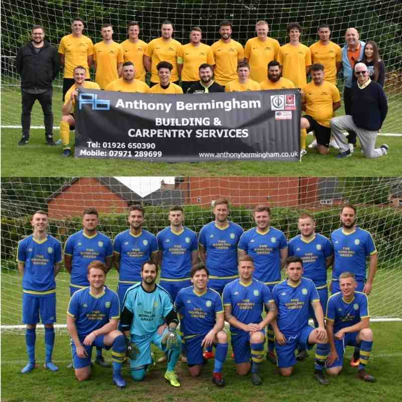 Cancer Research Cup Final Teams