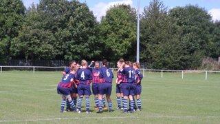 Ladies Team 21-08-16