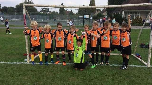 Hearts Pumas U14's