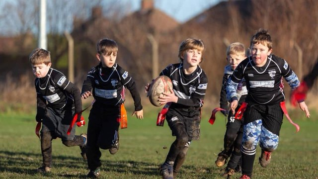 MINI AND JUNIOR RUGBY 18TH OCTOBER