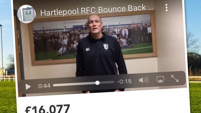 BOUNCE BACK CAMPAIGN GETS £10,000 SPORT ENGLAND BOOST