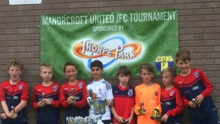 Manor croft tournament runners up in penalty shoot out drama