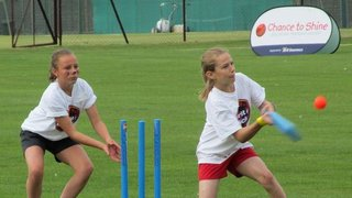Surrey Girls U13 Cricket Festival