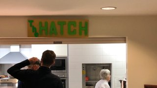 The Hatch - Open Mondays, Wednesdays and Fridays - Selling foods and drinks