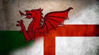 England v Wales Live On The Big Screen!!!