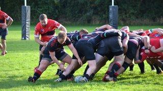 Crewe & Nantwich 3s (12) v (49) Marple 2s