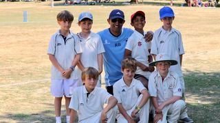 Chenies & Latimer U8s Win the Wooburn Cricket Tournament