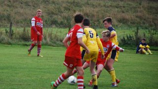 Under 15s v Pontefract Sports and Social - Sat  8 Oct 2016