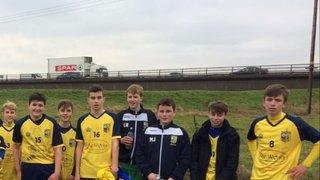 Under 15s v Brayton FC Juniors - Sat 12 Nov 2016