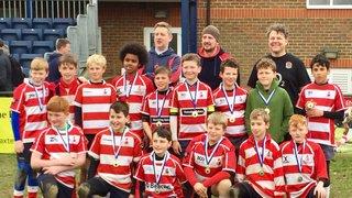 U11 Sussex Finals - 25/03/18 @ East Grinstead