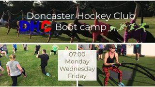 DHC BOOT CAMP