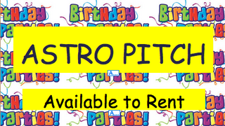 Birthday Party Coming Up? Rent The Astro