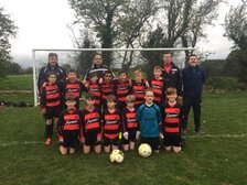 U11'S KICK OF NEW SEASON