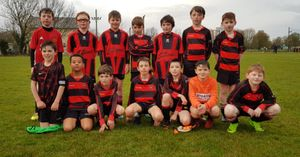 U11's GREEN VERSUS COONAGH FC
