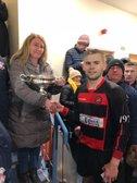 MUNGRET REGIONAL FC DIV 1A CUP WINNERS