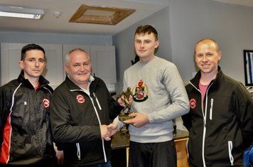Eoin Ryan - Clubman of the Year