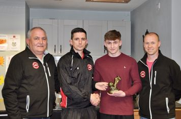 Conor Myers - Player of the Year