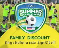 FAI Summer Soccer Schools