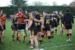 Avon v Oldfield Cup Game Weds 20th Feb 7:30pm