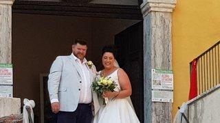 Congratulations Emma and Paul