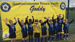 Talented young footballers make tournament a weekend to remember.