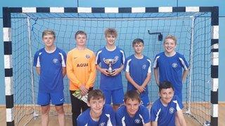 Classy U14's win at Regional Futsal finals
