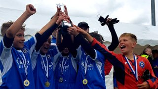 Brilliant young footballers make it a tournament to remember.