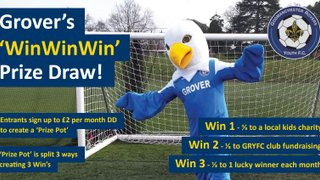Latest Grovers WinWinWin draw winners announced