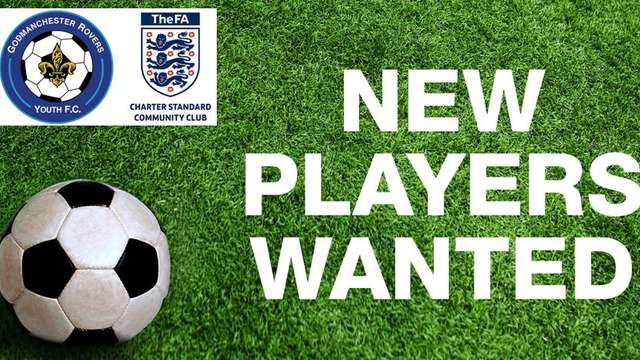 Opportunity - New Players Wanted!