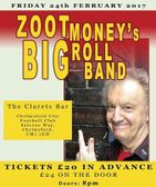 LIVE MUSIC - Zoot Money & His Big Roll Band