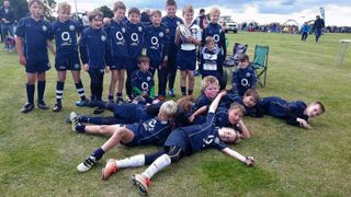The Magnificent Under 10s !