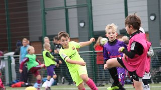 Fundraising Christmas Kick Around for Oliver's Fight Against Neuroblastoma