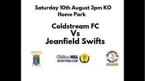 Swifts ready for Scottish Cup debut